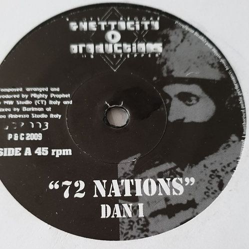 72 NATIONS DAN I