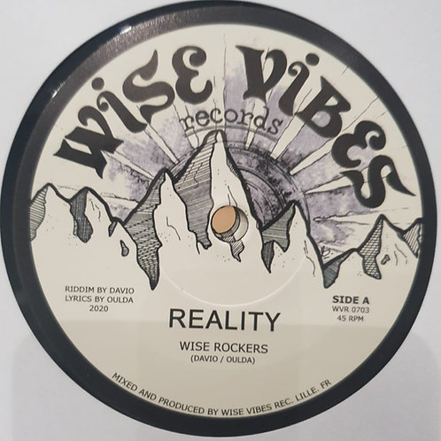 REALITY WISE ROCKERS