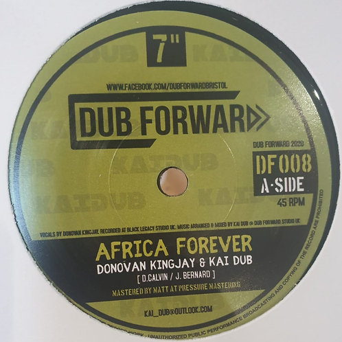 AFRICA FOREVER DONOVAN KINGJAY