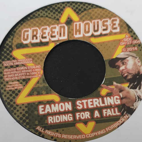 RIDING FOR A FALL EAMON STERLING