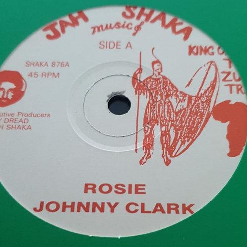 "ROSIE JOHNNY CLARKE JAH SHAKA 12"""