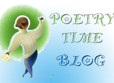 POETRY TIME BLOG #39