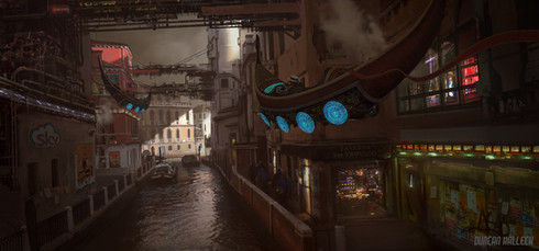 Tesseract - Future Venice