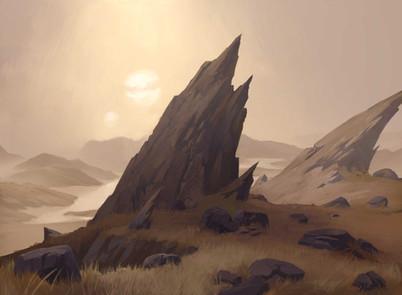 Tesseract - Mountains
