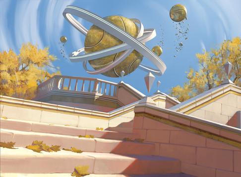 Tesseract - Sunwind Astrolabe