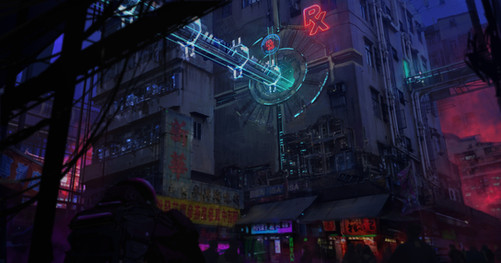 Tesseract_Cyberpunk
