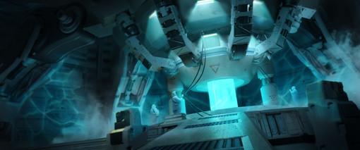 Tesseract - Reactor