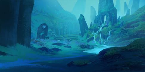 Tesseract - Fountain