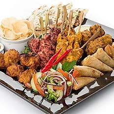 Non-Veggie Singh's Platter