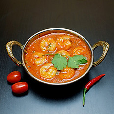 Shrimp Madras