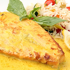 Fish Saffron Curry