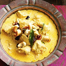 Chicken Saffron Curry