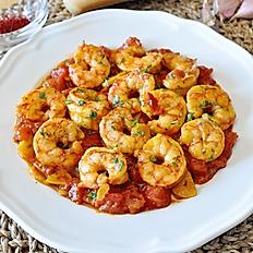 Shrimp Saffron Curry