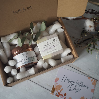 Mother's Day Lavender Duo Set