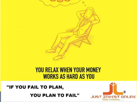YOU CAN RELAX WHEN YOUR MONEY WORK AS HARD AS YOU