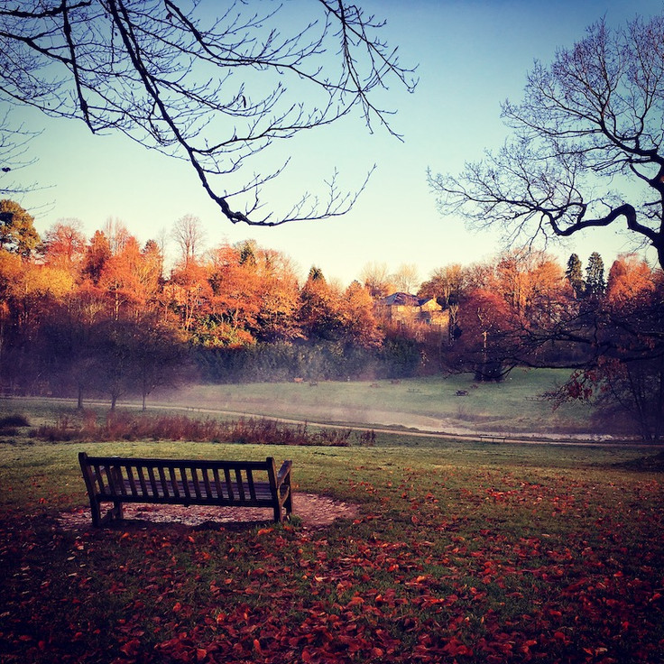 The Carrs in Autumn