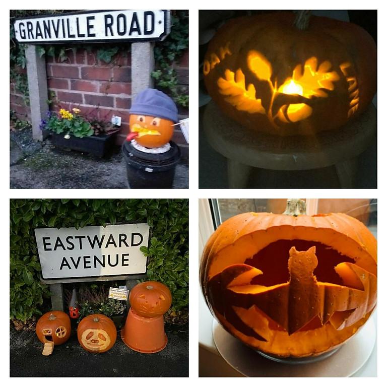 Pumpkin Trail on Chapel Lane