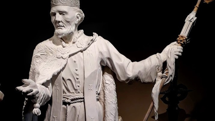 The Making of Saint David and Other Sculptures with Barry Davies