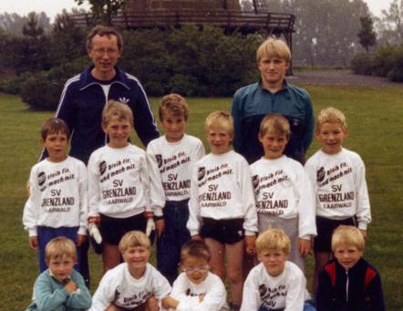 Vereinschronik: 1988