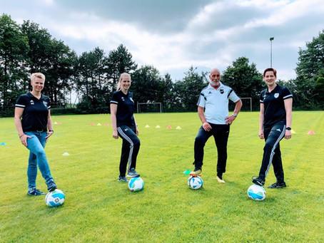 Gerrit Veltink neuer Trainer der 1. Damen