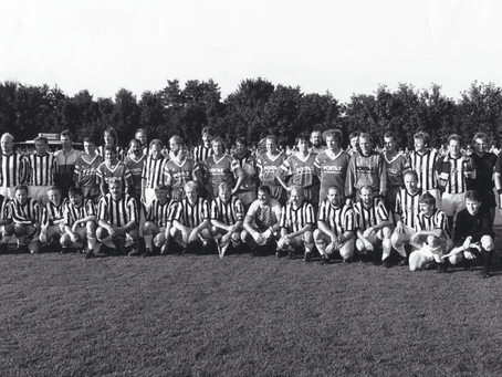 Vereinschronik: 1991 - 25 Jahre SV Grenzland