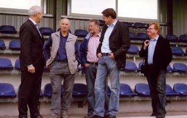 Vereinschronik: 2007