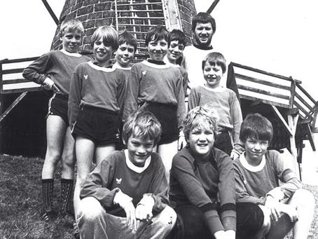 Vereinschronik: 1986