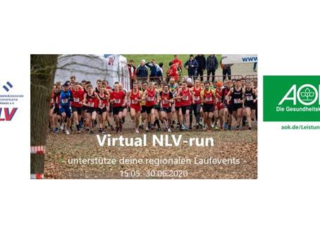 """Pfingstlauf 2020: """"Virtual NLV-run"""" für alle Läufer"""