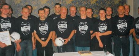 Vereinschronik: 2002