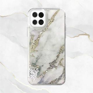 White Marble Glitter Case.jpg