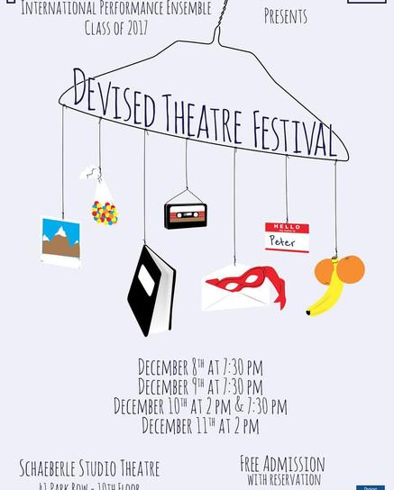 Devised Theatre Festival