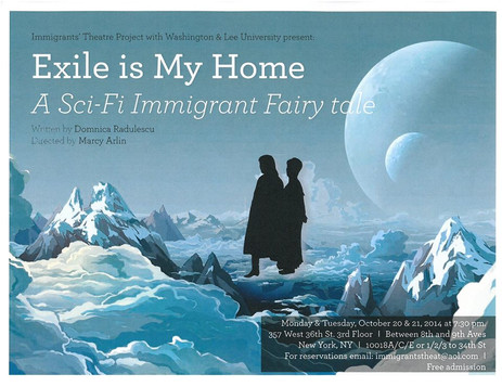Exile is My Home