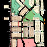 Sunset Village Site Map