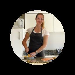 Vinciane Smeets, la cocinera belga