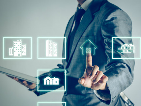 As Technology Evolves, The Real Estate World Changes.