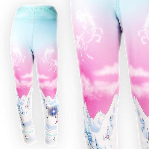 Pantalon Princesse des glaces pour fille