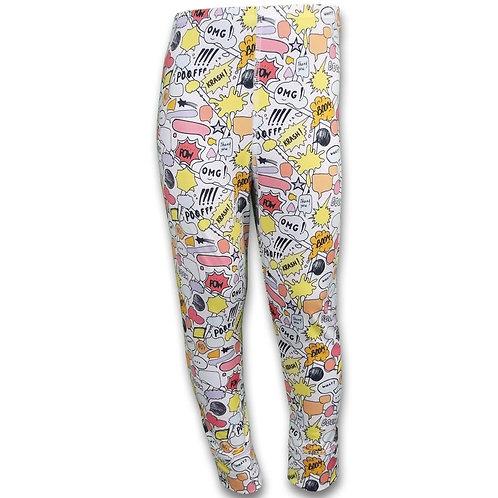 Pantalon Bande dessiné