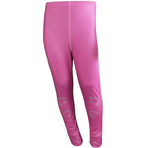 Pantalon Rose pour fille