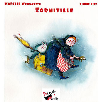 Isabelle Wlodarczyk - ZORMITILLE