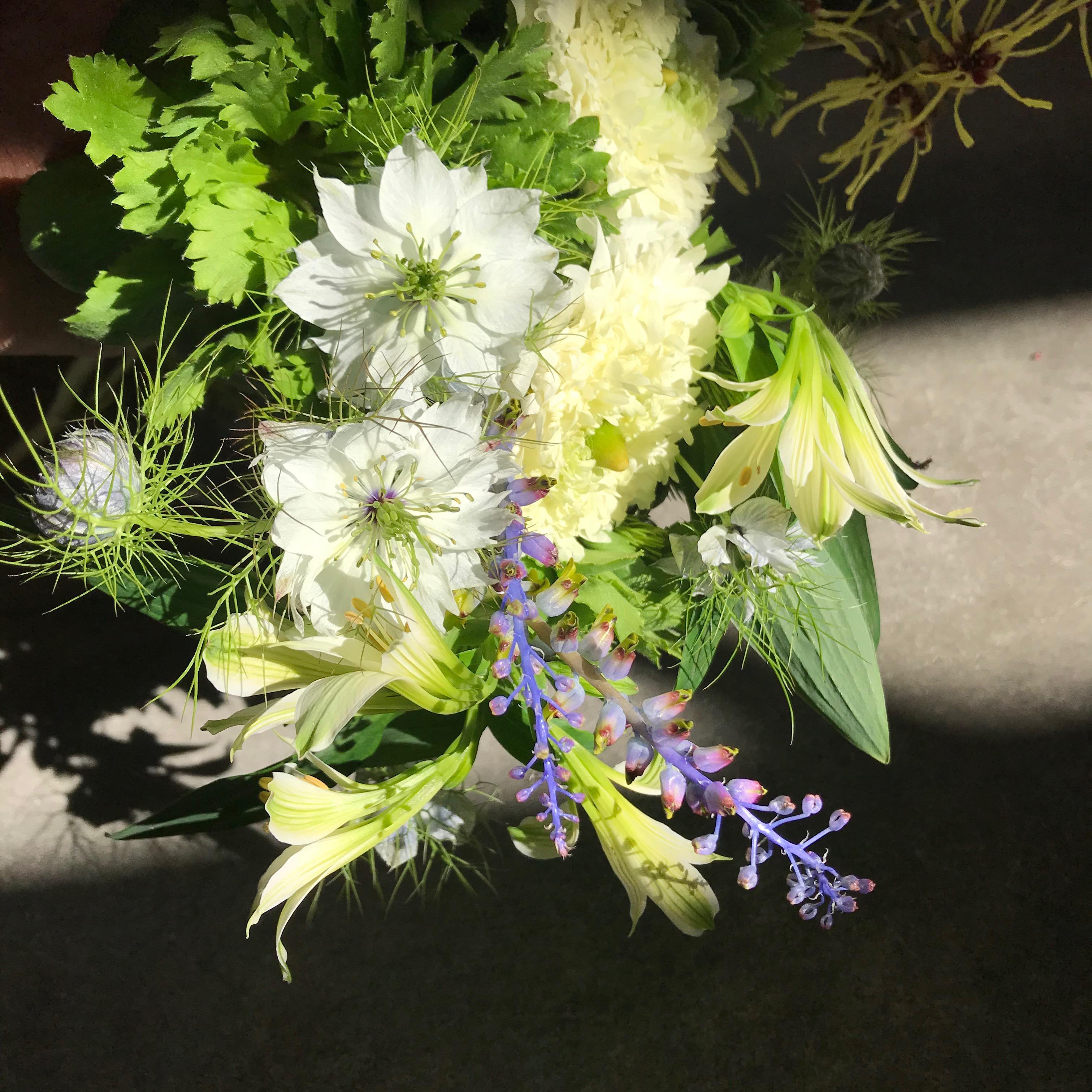 bouquet 5500JPY