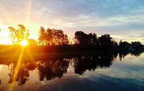 Beautiful scenery-G2Y houseboats