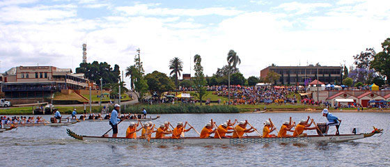 Dragon Boat races - G2Y houseboats