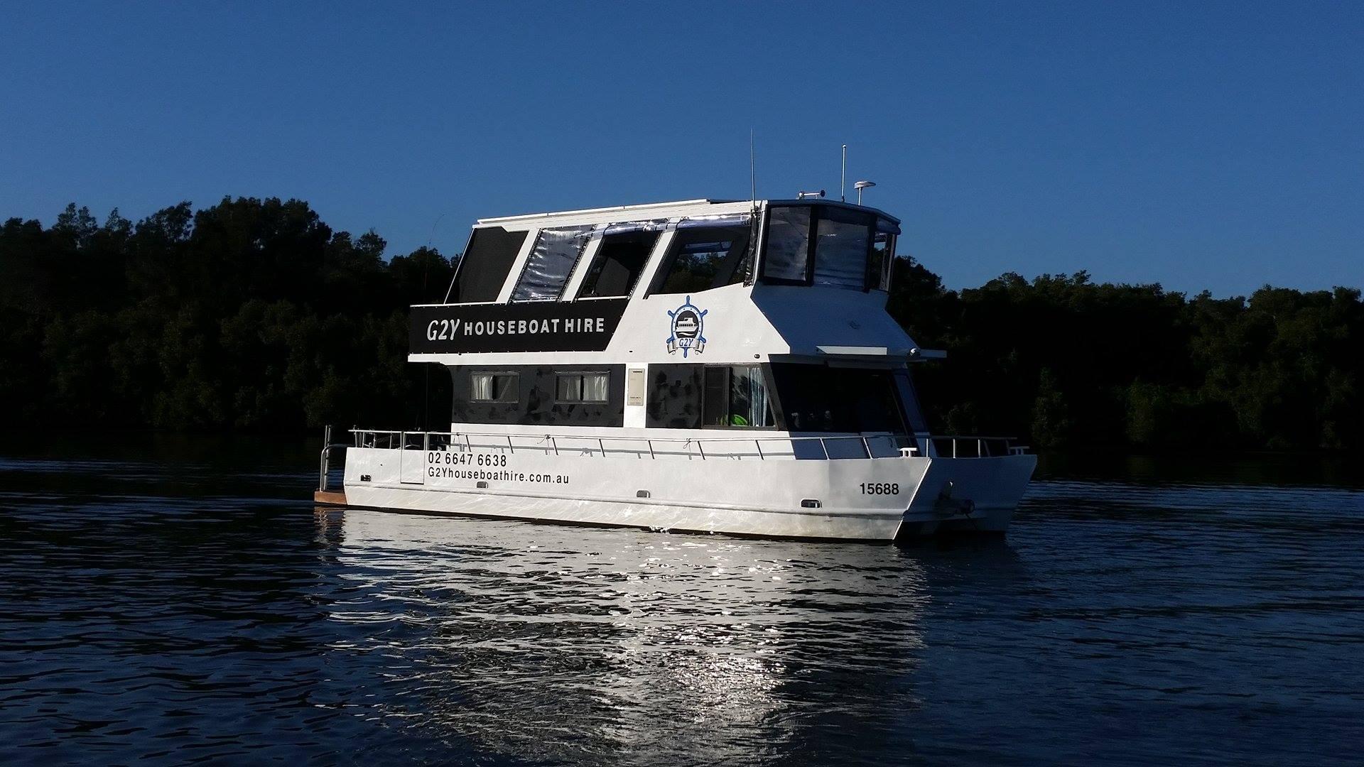 Idyll Daze-G2Y houseboats