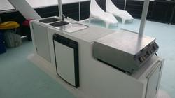 Upper deck - G2Y houseboats