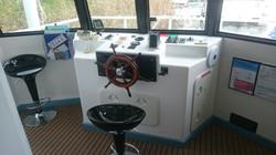 Helm - G2Y houseboats