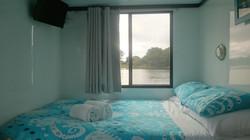 Main sleeping berth