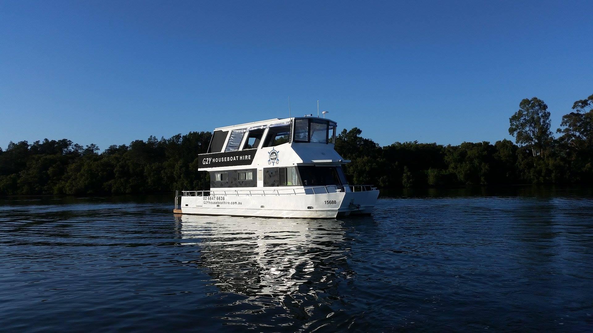 Idyll Daze - G2Y houseboats
