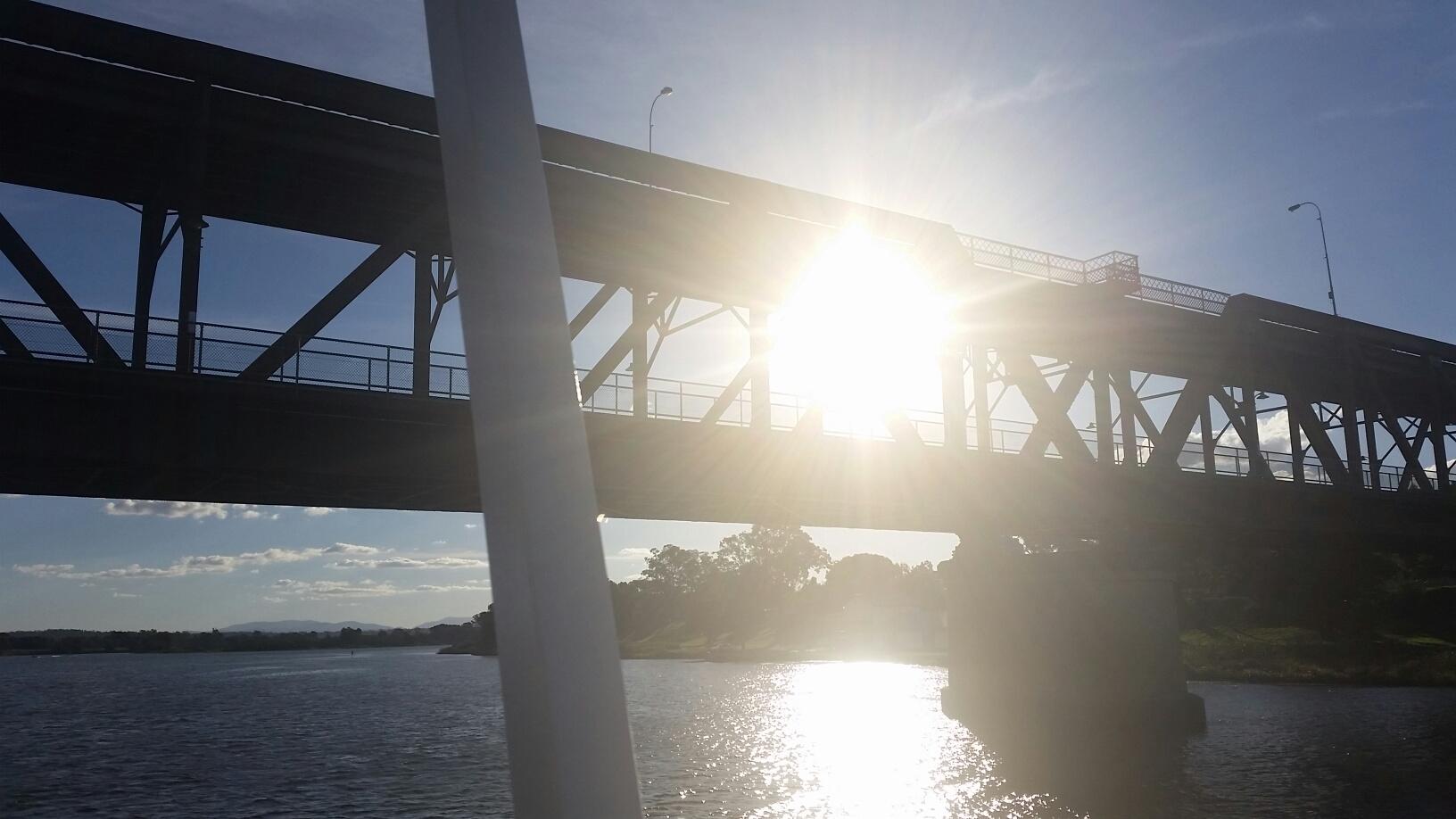 Grafton Bridge-G2Y houseboats