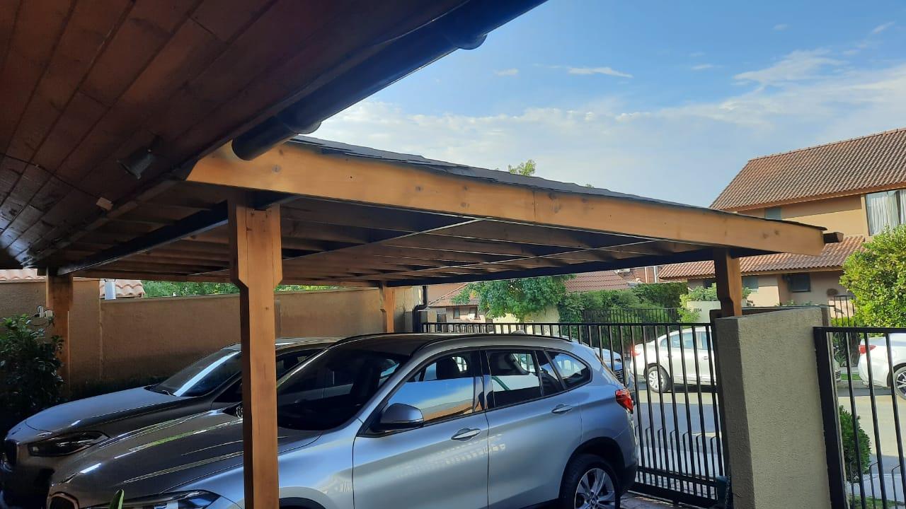 techo estacionamento