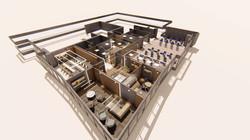 layout de oficinas
